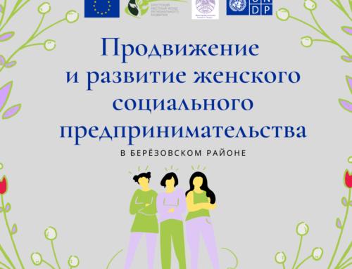 Новый проект фонда – тренинговая программа обучения социальному бизнесу для женщин